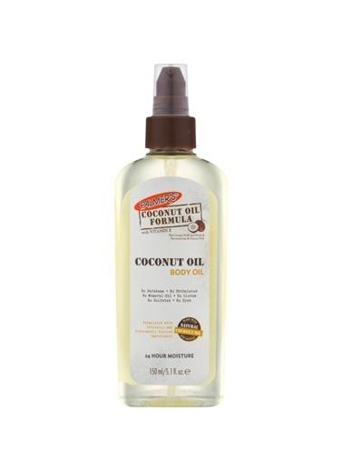 Palmers Coconut Oil Formula Body Oil 150Ml Renksiz